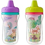 The First Years Super Chill Insulated Sippy Cup, 9 Ounce,Colors May Vary
