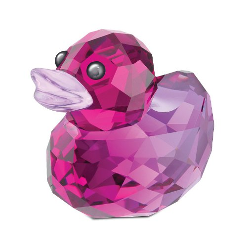 Swarovski Lovable Lila Small Happy Duck 1041292