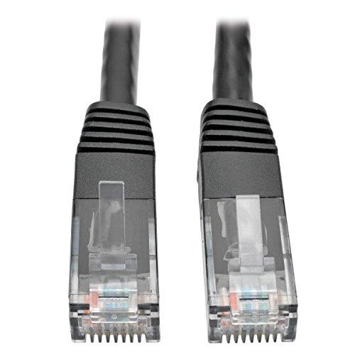 Tripp Lite Cat6 Cat5e Gigabit Molded Patch Cable RJ45 M/M 550MHz