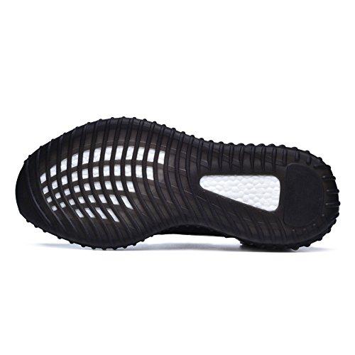 Aumern Mænds 350 V2 Letvægts Sneakers Løbesko 350 V2-sort rX0MpxtmT