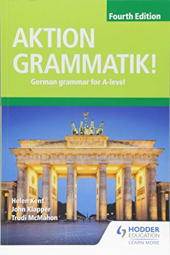 Aktion Grammatik! Fourth Edition: German Grammar for A Level (Amazon Uk Aktion)