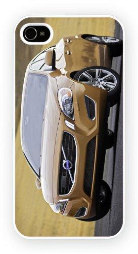 Volvo S60 T5 Bronze, iPhone 5 5S, Etui de téléphone mobile - encre brillant impression
