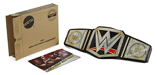 WWE WORLD CHAMPIONSHIP BELT -