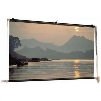 Scenic Roller Matte White Manual Projection Screen Viewing Area: 22'6