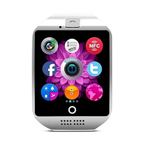 Bluetooth Smart Watch, Wristwatch Phone with Pedometer / ...