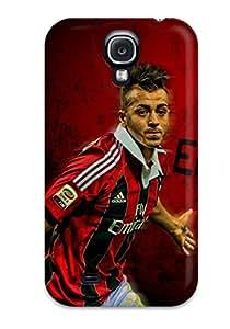 Galaxy S4 Cover Case - Eco-friendly Packaging(ac Milan Stephan El Shaarawy) 2431460K31786184