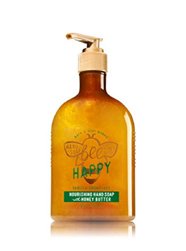 Mandarin Vanilla Body Lotion - Bath & Body Works Nourishing Hand Soap Bee Happy Vanilla Snowflake