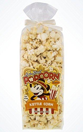 Disney Parks Main Street Mickey Mouse Kettle Corn Popcorn 8 Ounce Bag