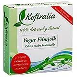 KEFIRALIA Fermento de Yogur Filmjolk, Cepa Tradicional