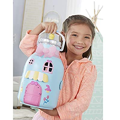 Baby Born Surprise Baby Bottle House with 20+ Surprises: Toys & Games
