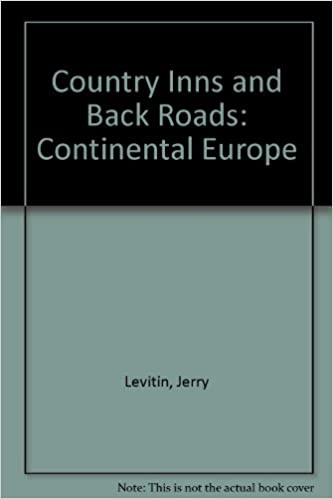 Livres gratuits à télécharger pour allumer le feuCountry Inns and Back Roads: Continental Europe by Jerry Levitin in French PDF CHM 0062730347