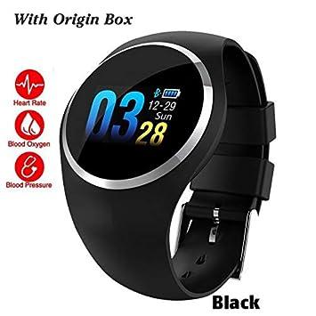 YUEERWAN Bluetooth Lady Smart Watch Fashion Women Heart Rate ...