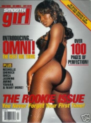 Smooth Girl Magazine #8: Omni PDF