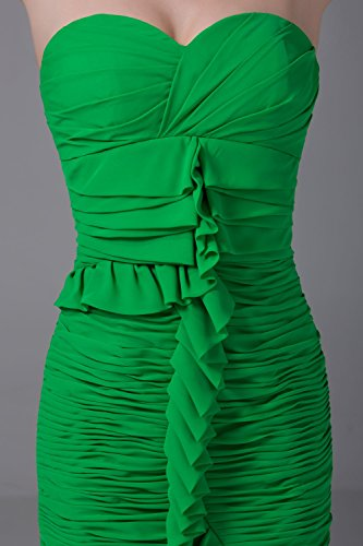 Bridal_Mall - Robe - Sans Manche - Femme -  Violet - 36