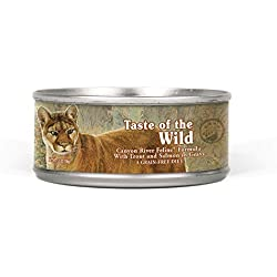 Taste Of The Wild Grain Free Real Meat Recipe Premium Wet Canned Stew Cat Food