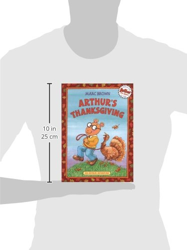 Arthur's Thanksgiving (Turtleback School & Library Binding Edition) (Arthur Adventures)