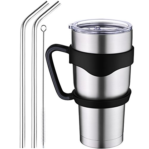 Compare Price To Coffee Cup With Two Handles