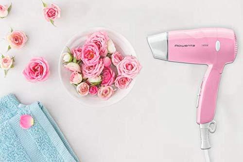 Rowenta SECADOR Viaje CV1517F5 Pink Flamingo Mini Rosa: Amazon.es: Electrónica
