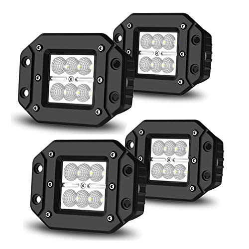 4PCS LED Pods...