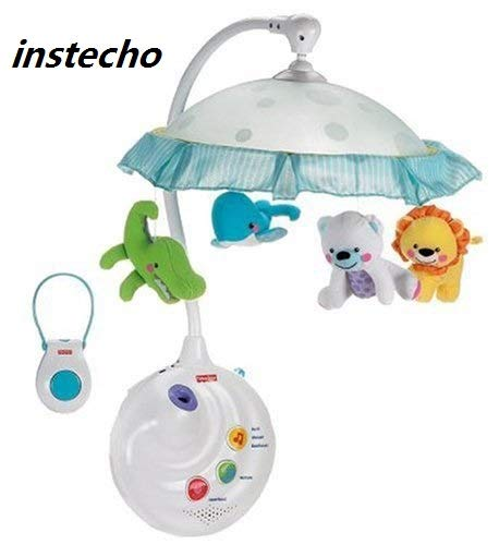 Fisher-Price Precious Planet 2-in-1 proyección mobile by Fisher-Price (English Manual): Amazon.es: Bebé