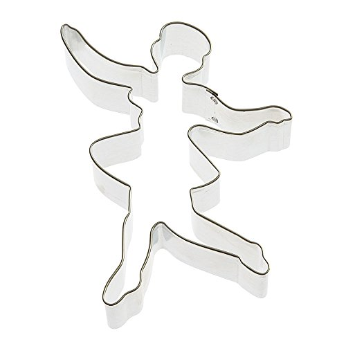 Foose Ballerina Cookie Cutter 5 in