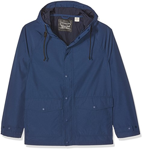 Dress Uomo Giacca Weight 0000 Parka Sutro Blues Light dress Blues Levi's Blu 0YxRpqIwx