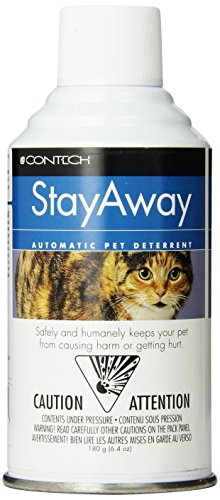Contech StayAway Automatic Pet Deterrent Refill Canister