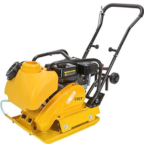 Thaweesuk Shop 6.5HP Gas HD Plate Compactor Tamper, used for sale  Delivered anywhere in USA