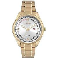 Relógio Masculino Technos Digital 2115Mpc/4K Dourado