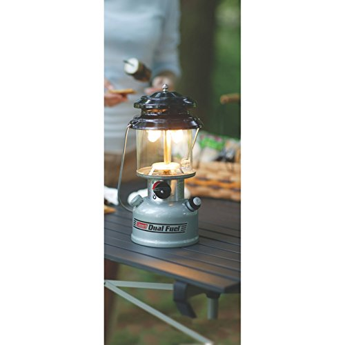 Coleman Premium Dual Fuel Lantern with Hard Carry Case