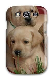 New Arrival Labrador Retriever Puppies For Galaxy S3 Case Cover