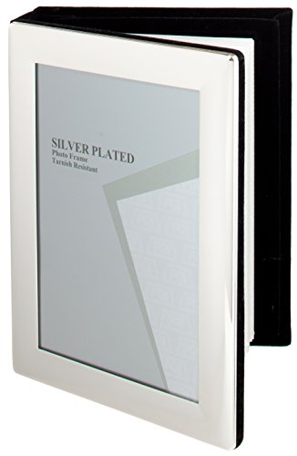 Viceni Photo Album, 5 by 7-Inch, Silver
