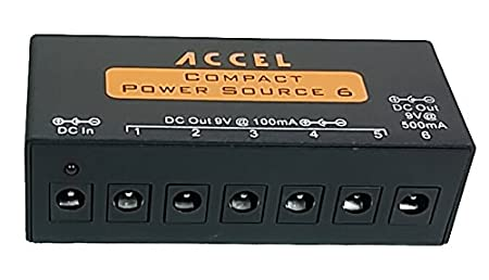 Review Power Supply for Guitar
