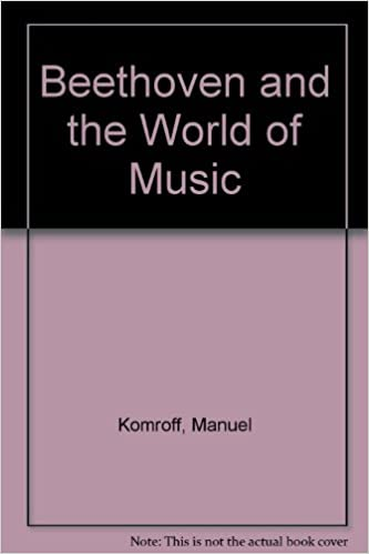 Book Beethoven and the World of Music