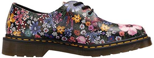Rosa Dr 1461 Martens Wanderlust Mujer Backhand Negro Zapatos Negro Mallow Wanderlust Tz6qwzn1C