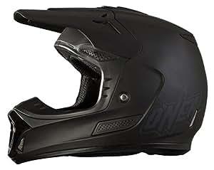 O'Neal 8-Series Helmet (Matte Black, X-Small)