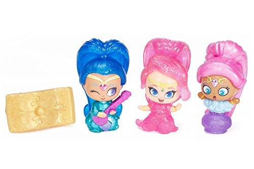 Fisher-Price Nickelodeon Shimmer & Shine Teenie Genies Magic Carpet Ring Pack #1 Playset