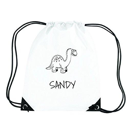 JOllipets SANDY Turnbeutel Sport Tasche PGYM5902 Design: Dinosaurier Dino