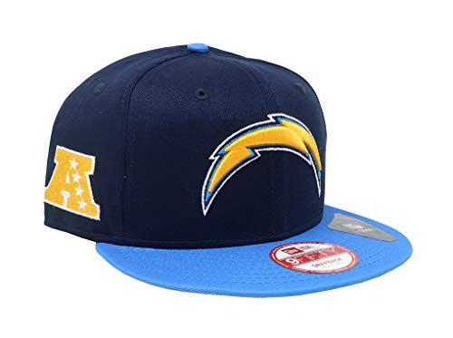 (NFL San Diego Chargers Baycik 9Fifty Snapback Hat)