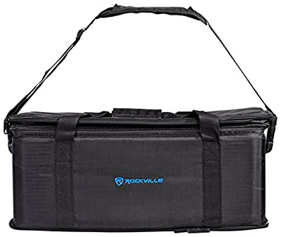 Rockville RRB40 Space Bag-Style Rack Case
