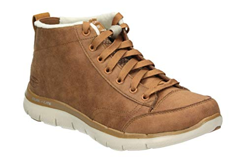 Skechers Shoes Flex Appeal 2.0-Warm Wishes Brown Size: 36