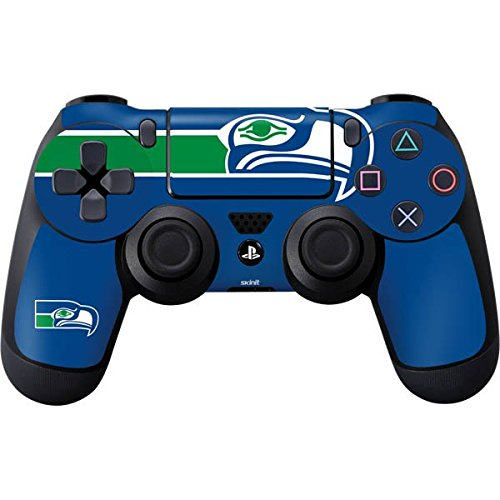 NFL - Seattle Seahawks Retro Logo Skin for PlayStation 4 / PS4 DualShock4 (Seahawks Controller)