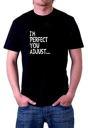Printed Short Sleeve T-Shirt - Black For Men Size XL