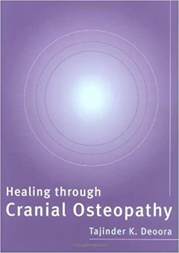 Book Healing Through Cranial Osteopathy