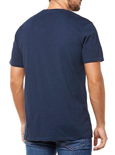 encolure Blues shirt Blaurobe T graphique à 139 Herren Levi's dWrxEeCBQo