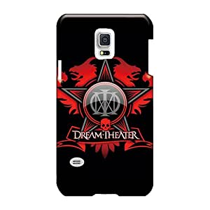 Bumper Hard Cell-phone Case For Samsung Galaxy S5 Mini With Allow Personal Design Nice Dream Theater Image MarcClements