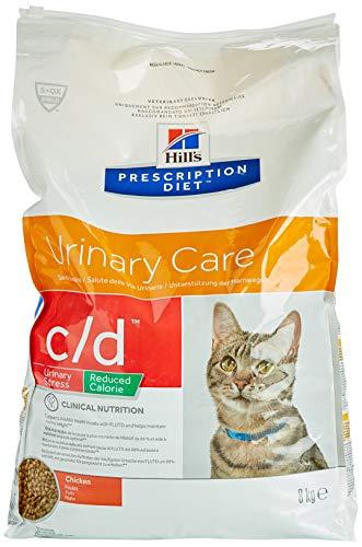 Hill's C-54548 Diet Feline C/D Reduce Stress – 8 Kg