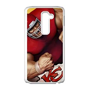 Kansas City Chiefs (3) LG G2 Cell Phone Case Whitepxf005-3728329