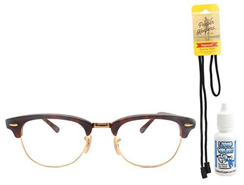 ray-ban-reading-glasses-clubmaster-rx5154-2372-tortoise-frame-150-w-bonus