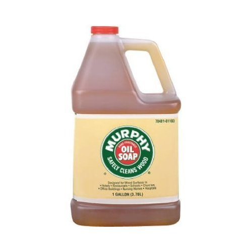 Murphy 101103 Oil Soap Liquid, 1 gallon by Murphy
